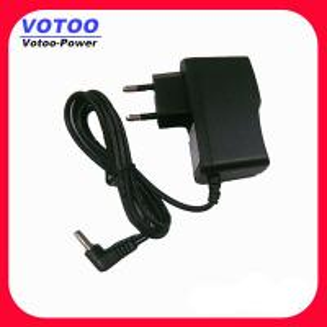 Quality ODM 7.5 Watt 1500mA / 1.5A AC DC Power Right Angle Plug Adapter 5V wholesale