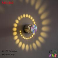 Quality Decoration LED wall lights/Exterior led wall lamps for apartment building wholesale
