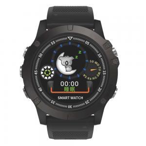 "Quality NRF52832 BOSH Sensor 1.2"" Touch Screen Sports Watch wholesale"