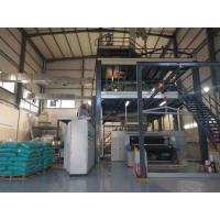 Quality Single S Non Woven Bag Making Machine , High Speed Non Woven Bags Machine wholesale