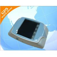 Quality Low Battery Aarm Wrist Watch GPS Tracker With S0S Button Support GPS/LBS Locating Function wholesale