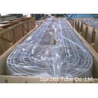 Quality Heat Exchanger Stainless Steel U Bends , ASME SA789 2205 Duplex Stainless Steel Pipe wholesale