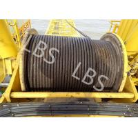 Quality Integral Type Lebus Groove Drum Winch For Offshore PlatformTower Crane wholesale