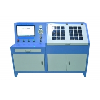 China IEC 60335-2-7  Computer Control  High-Pressure Hose Hydraulic Pressure Test Bench on sale