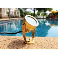 Quality 5 Watt COB Outdoor LED Garden Lights With Die - Casting Aluminum Housing wholesale