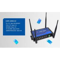 Quality 4G Industrial Router LTE Wireless 802.11b g n Industrial 4G Modem wholesale