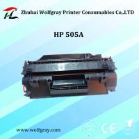 China Compatible for HP 505A toner cartridge on sale