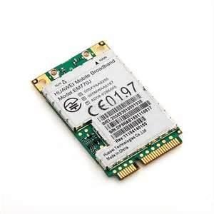 Quality Non - transparent IP protocol stack HSDPA 3.6 Mbps DL / 384 Kbps UL Mini 3G Module, ssd mini pcie wholesale