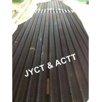 Cheap Alloy / Steel Sprial Settated Fined Tube , Solid Power Plant Fin Tube OD X 2.9 for sale