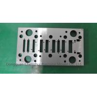 Cheap Tungsten Carbide SKD11 , SKH9 Mould base / mould plate grinding Precision 0.002MM for sale