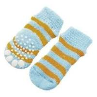 China Fuzzy Eco - Friendly frilly attractive designs breathable plain Non Slip Baby Socks on sale