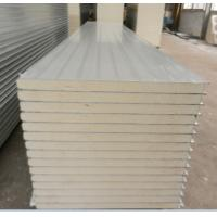 Quality Cold Storage Used PU Sandwich panel / Polyurethane Wall Panel Durable And Recycable wholesale