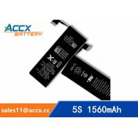 Cheap ACCX brand new high quality li-polymer internal mobile phone battery for IPhone for sale