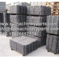 Cast foundry direct commercial low to mid-rise escalators parts counterweight block 34kg from china