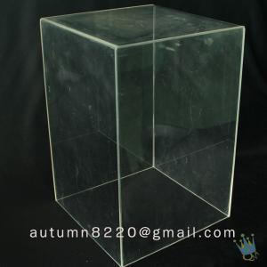 Quality BO (16) acrylic money box wholesale