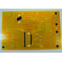 Quality Peelable Mask Multilayer PCB Fabrication / Double Layer PCB with 3 OZ Copper wholesale