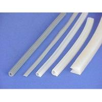 Quality Extruded Silicone Seal Strip Superior Electrical Performance , FDA Certificate wholesale