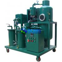Quality Multi-Stage Filtering Industrail Oil Purification Machine wholesale
