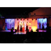 Quality Indoor Full Color P6 Rental Stage LED Screen Die-cast Aluminum Cabinet wholesale