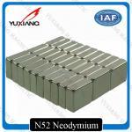 Quality Zinc Coated Powerful Neodymium Magnets , Small Neodymium Magnets 7.5g/cm3 Density wholesale