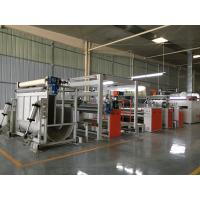 Quality Carpet Tile Pre Coating Machine Conduction Oil Heating With Siemens Control System wholesale
