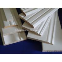 China Chinese White Primed MDF & Solid Wood Mouldings on sale