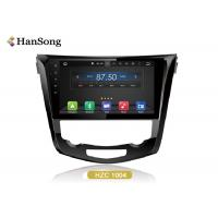 Quality Nissan Qashqai Car DVD Player Full Touch  Android OS 8.X With 1024*600 1080P wholesale