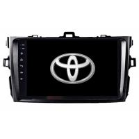 "Quality 9"" Deckle IPS Screen Toyota Corolla 2012 2 Din Android 9.0 Car Multimedia GPS Player TYT-9108GDA(NO DVD) wholesale"
