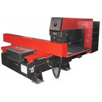 Buy cheap Professional Metal sheet Automatic CNC punching machine 2500mm × 1250mm from wholesalers