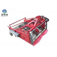 Quality Small Agricultural Harvesting Machines For Potato Lower Skin Break Rate wholesale