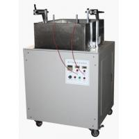Quality Completed Footwear Testing Equipment Water Penetration Resistance Tester During Flexing for sale