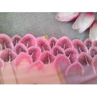 China Apparel Accessories Mesh Based  Embroider Lace Trim for Barbie on sale