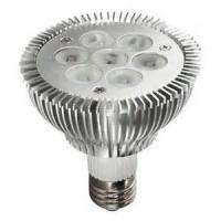 Quality 60°Beam Angle Epistar 35mil Dimmable high powered led spotlights 7w with 50000hrs lifespan wholesale