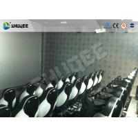 Quality Cinema Simulator 5D Movie Theater With Special Design Fiberglass Material wholesale