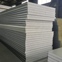 Quality Colored EPS Steel Roof Sandwich Panel Noise Insulation For Cladding wholesale