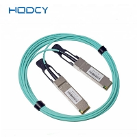 China 40G QSFP+ to QSFP+ AOC Cable on sale