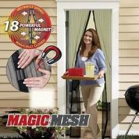 Quality Magic Mesh Instant Screen Door (FG1022) wholesale