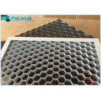 Buy cheap Moisture Proof Perforated Metal Honeycomb Core Strong Decoration Heat Insulation from wholesalers