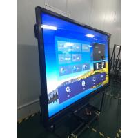 Quality 4mm temperatured 4K UHD Infrared touch screen computer monitor wholesale