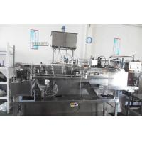 Quality High Precision Automatic Liquid Pouch Packing Machine Optional Screen Display wholesale