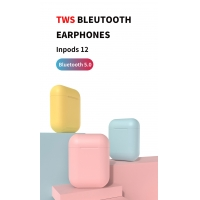 Quality Touch Control i11/i12/Marcon TWS 5.0 Bluetooth Earphone Wireless Headphones Portable Invisible Earbud for IOS Android wholesale
