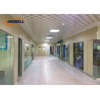 Cheap Hospital Modular Operating Room Modular Clean Room 2 Years Warranty for sale