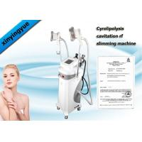 Professional Cryolipolysis Fat Freeze Slimming Machine with Cooling System