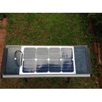 Quality Very competitive Flexible solar panel 30w semi flexible solar panel wholesale