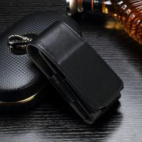 Quality Black Color Leather Ecig Case Full Protection Compact Size Light Weight wholesale