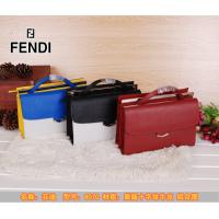 Quality Wholesale 2014 New designer fashionable womens F-ENDI  cross lines Hand-held shoulder bags wholesale