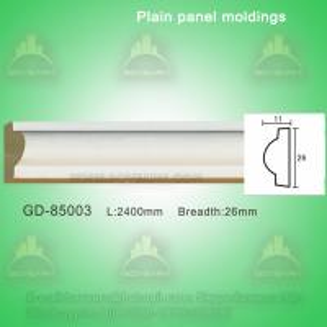 Quality Polyurethane Plain Architectural Panel Decorative Cement Mouldings wholesale