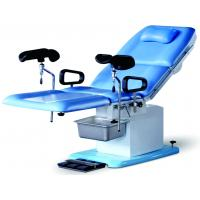 Quality Double Control Electric Operating Table , Adjustable Medical Delivery Table With Dirty Pot wholesale