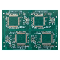 China Smooth Solder Resist Surface 0.4mm Electronic Printed Circuit Board on sale