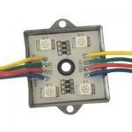 Quality 5050 RGB SMD LED module light strip,DC 12V wholesale